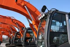 Industriële machines Royalty-vrije Stock Afbeeldingen