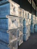 Industriële metaalproducten Royalty-vrije Stock Foto's