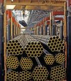 Industriële metallurgie stock fotografie