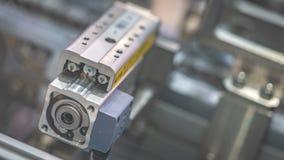 Industriële Motoronderdelen voor de Productie van Lijn royalty-vrije stock fotografie