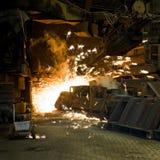 Industriële oven royalty-vrije stock foto