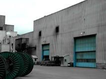 Industriële Plaats royalty-vrije stock afbeeldingen