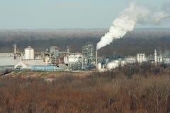 Industriële plaats Royalty-vrije Stock Fotografie