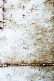 Industriële roestige metaaloppervlakte Royalty-vrije Stock Foto