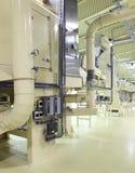 Industriële ruimte royalty-vrije stock foto's