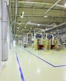 Industriële ruimte stock fotografie