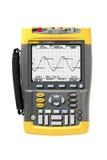 Industriële scopemeter Royalty-vrije Stock Afbeelding