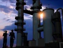 Industriële structuur Stock Afbeeldingen