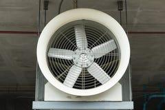 Industriële ventilator Stock Fotografie