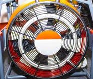Industriële ventilator Stock Afbeeldingen