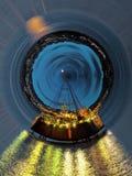 Industriële Wereld Stock Foto's