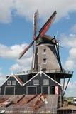 Industriële windmolen Stock Afbeelding