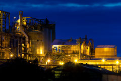 Industri i Onton Royaltyfri Bild
