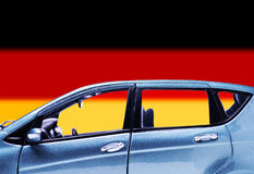Industria automobilistica in Germania immagini stock