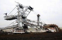 Industria carboniera Fotografia Stock Libera da Diritti