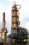 Industria chimica Fotografia Stock Libera da Diritti