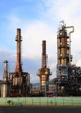 Industria chimica Immagine Stock Libera da Diritti