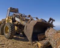 Industria de la madera de construcción Fotografía de archivo libre de regalías