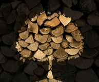 Industria de la madera de construcción Imagen de archivo libre de regalías