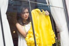 Industria de moda Imágenes de archivo libres de regalías
