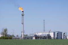 Industria de petróleo Imagenes de archivo