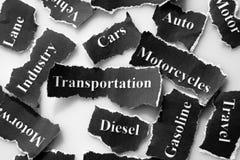 Industria del automóvil Fotografía de archivo