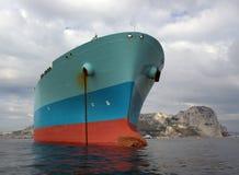Industria del gas e del petrolio - autocisterna di LNG Immagini Stock Libere da Diritti