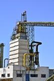 Industria del residuo del ferro Immagini Stock Libere da Diritti