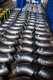 Industria del tubo. Fotografia Stock