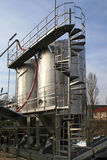 Industria del vino Fotografie Stock