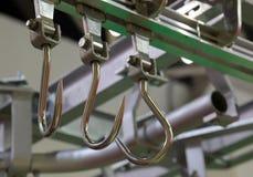 Industria della carne Fotografie Stock