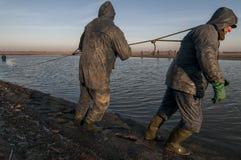 Industria della pesca Fotografia Stock Libera da Diritti