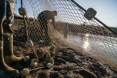 Industria della pesca Immagini Stock Libere da Diritti