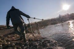 Industria della pesca Fotografia Stock