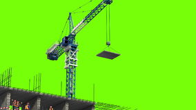 industria di affari della costruzione di zona archivi video