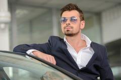 Industria di automobile Immagini Stock Libere da Diritti