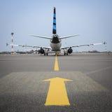 Industria di aviazione Immagini Stock