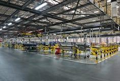 Industria di costruzioni meccaniche fotografia stock libera da diritti