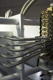 Industria di plastica VII Immagini Stock