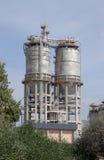 Industria di trasformazione II del gas Immagini Stock
