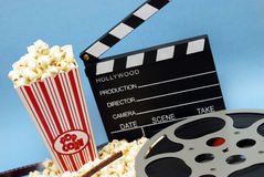 Industria do cinema Fotos de Stock