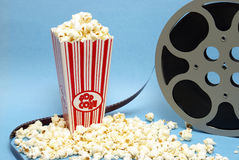 Industria do cinema Imagens de Stock Royalty Free