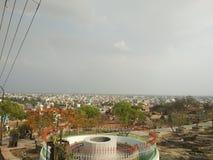 Industria e commercio del parco di Patna fotografia stock libera da diritti