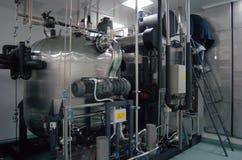 Industria farmacéutica 09 Foto de archivo libre de regalías