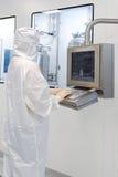 Industria farmaceutica Fotografie Stock Libere da Diritti