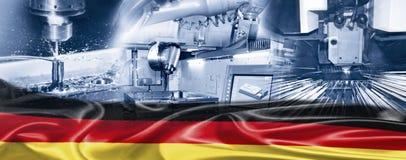 Industria in Germania fotografia stock libera da diritti