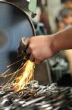 Industria manufatturiera Fotografie Stock Libere da Diritti
