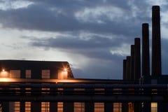 Industria pesada Fotografía de archivo libre de regalías