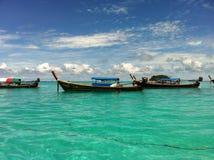 Industria pesquera de Tailandia Imagenes de archivo