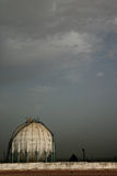Industria petrolera I Fotos de archivo